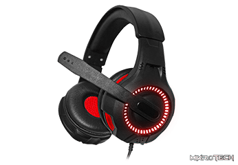 KWG Taurus E2 3.5mm Stereo Gaming Headset
