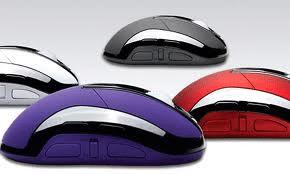 Shogun Bros X-1 Essential Purple 1600DPI